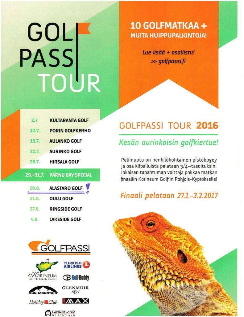 golfpassi tour